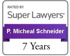 Criminal Defense Lawyer P. Micheal Schneider