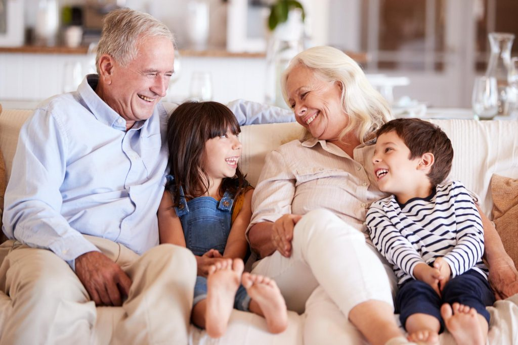 Understanding Grandparent Rights in Texas | Schneider Law Firm, P.C. | iStock-1162298071